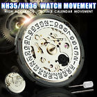NH35/NH36 High Accuracy Automatic Mechanical Watch Wrist Movement Day Date Set image