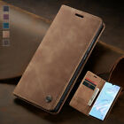 For Huawei P20 P30 Honor 9/10 Lite Pro P Smart Wallet Case Magnetic Flip Cover