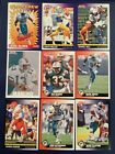 1991 Score MIAMI DOLPHINS Complete Team Set 25 MARINO-DUPER-OLIVER Must See LOOK