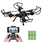 Drone with Camera for Adults, JoyGeek FPV RC Quadcopter Aircraft Wifi Live Video
