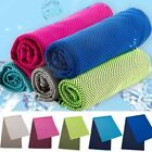 5x wholesale lot Cooling Towel for Sports Workout Fitness Gym Yoga Pilates USA image