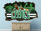 Boston Celtics Basketball NBA Custom Smashed 3D Wall Decal Sticker Vinyl AH11 on eBay