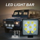 27W Carré DEL Flood Work Light Lampe Offroad Camion Bateau Bar Camping CE & ROH*
