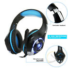 GM-1 Gaming Headset Wired Earphone Gamer Earphone with Microphone For PS4
