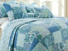 Windfall Reversible Cotton Quilt Set, Bedspreads, Coverlet image