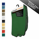 Bentley Continental Flying Spur Car Mats (2005 - 2013) Green Tailored