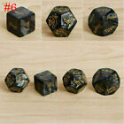 Glow & White Adult Love Dice Sex Position Dice Games Erotic Couples Foreplay Toy