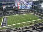 4 Dallas Cowboys vs Philadelphia Eagles Tickets, Aisle Seats, 10 Yard Line on eBay