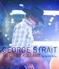 George Strait/The Cowboy Rides Away Live from AT&T Stadium George Strait DVD
