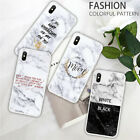 Fashion Painted Soft Silicone Back Case Cover For iPhone XS Max XR X 8 7 6s Plus
