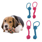 Pet Bite Toys Puppy Dog Rope Cotton Clean Teeth Tool Indispensable Accessories