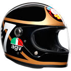 AGV X3000 Limited Edition Motorcycle Helmet - Barry Sheen - CHOOSE SIZE