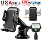 Cell Phone Car Windshield Dashboard Mount Holder Stand 360 Rotation Universa GPS
