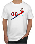 Yasiel Puig LICKING BAT Shirt - Cleveland Indians MLB #66 T-Shirt (Mens on Ebay