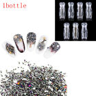 Little Beads Glitter Rhinestones Mix Crystal Bead Nail Jewelry Decorations