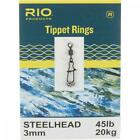 RIO Trout Lightweight Tippet Rings Leaders Fly Fishing Line Large - Steelhead