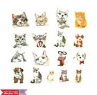 DIY Iron on Patches Embroidered Badge Applique Fabric Craft  Cat Sew $1.99 USD on eBay
