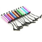 10x Metal Stylus Screen Touch Pen For iPhone IPad Tablet PC Samsung HTC HF