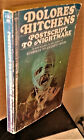 POSTSCRIPT TO NIGHTMARE By DOLORES HITCHINS 60'S HORROR -1968 BERKLEY PUBLISHING