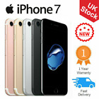 NEW Apple iPhone 7 32GB 128GB Factory Unlocked Smartphone 1Yr Wty in...