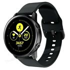 20mm Silicone Wrist Strap Band for Amazfit Bip Samsung Gear Sport S2 Ticwatch E