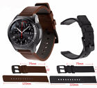 22MM Quick Release Retro Genuine Leather Band For HUAWEI WATCH GT Smart Watch image