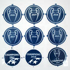 Official UEFA Champions League Winners Player Issue Patch Sporting ID for Shi...