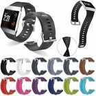 Wrist Band For Fitbit Ionic Watch Classic Replacement Sport Silicone Bracelet mu image