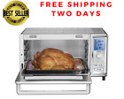 Cuisinart TOB-260N1 Chef's Convection Toaster Oven, Stainless Steel