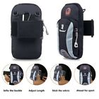 Sports Running Armband - Large Capacity for Smartphone & Key/Money/Card Holder