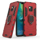 2019 Armor Case Cover for Huawei Mate 20 X Magnetic Ring Stand Holder Hybrid