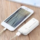 Portable AA External Battery USB Charger For MP3 Player for iPod for iPhone xw