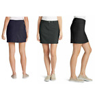 NEW SALE Eddie Bauer Adventurer 2.0 Skort w/ Stretch VARIETY SIZE/COLOR - F41