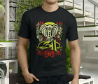 New Popular 311 Green Rock Band Men's Black T-Shirt Size S-3XL image
