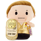 Hallmark Itty Bittys - Star Trek Cpt Kirk, Spock, Data or Geordi on eBay