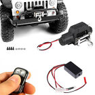 RC Crawler Car Winch Wireless Remote Control Receiver For 1/10 Traxxas Hsp SCX10