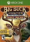 Big Buck Hunter Arcade Microsoft Xbox One Game Is Brand New And Factor Sealed