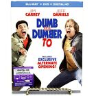 Dumb and Dumber To Blu-Ray & DVD Disc Movie with Slipcover