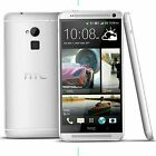 HTC One Max 32 GB Unlocked Silver 5.9'' Android  Mobile  Phone  with  Full  HD