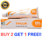 Thuja Homeopathic Wart Remover Herbal Cream Mole Corn Skin Tag Removal 25g