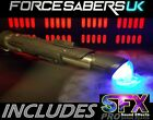 Used, STAR WARS LIGHTSABER ULTIMATE MASTER FX LUKE LIGHT SABER - REAPER SFX for sale  Shipping to Ireland