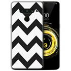 STUFF4 Gel/ TPU Phone Case for LG V50 ThinQ 5G / Scandinavian Fashion