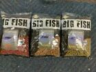 Dynamite Big Fish Floating Pellets 11mm krill/sweettiger/or fishmeal /bands