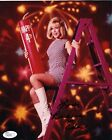 BARBARA EDEN AUTHENTIC SIGNED 8x10 PHOTO      GREAT POSE   JULY 4th     JSA