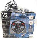 InterAct Sv-280 V3 Racing Wheel and Pedals for Windows and DOS Games Works