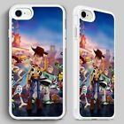 Toy Story 4 Fun Fair Charaters For QUALITY PHONE CASE COVER for iPHONE 6 7 8 X