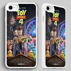 Toy Story 4 Movie Poster Character QUALITY PHONE CASE COVER for iPHONE 6 7 8 X