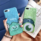 Monsters University Shell Soft Case For iPhone X XR XS Max 6 6s 7 8 Plus Samsung