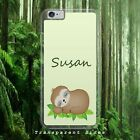 PERSONALISED BABY SLOTH CUTE  Phone Case Cover for iPhone Samsung huawei
