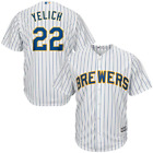 2019 New Milwaukee Brewers Jersey #22 Christian Yelich Stitched Men's Jersey on Ebay